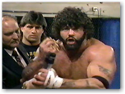 Billy Jack Haynes and Tommy Zenk